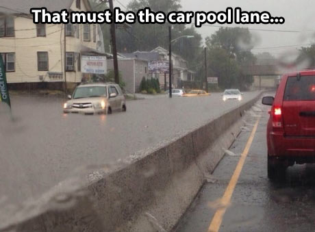 Car-pool-lane