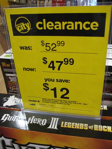 Unbelievable-savings
